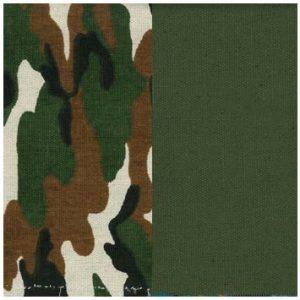 KKOC-CGRB 迷彩布-黑色綠色棕色