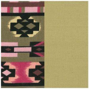 KKOC-NAPB 納瓦霍設計-粉色和棕色
